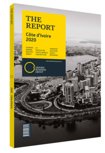 Cover of The Report: Côte d'Ivoire 2020
