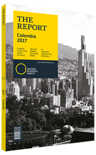 Cover of The Report: Colombia 2017