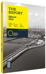 Cover of The Report: Djibouti 2018
