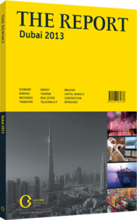 Cover of The Report: Dubai 2013