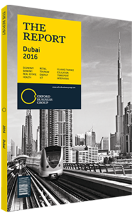 Cover of The Report: Dubai 2016