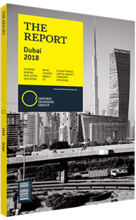 Cover of The Report: Dubai 2018