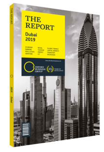 Cover of The Report: Dubai 2019