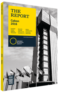 Cover of The Report: Gabon 2016