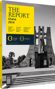 Cover of The Report: Ghana 2014