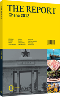 Cover of The Report Ghana 2012