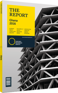 Cover of The Report: Ghana 2016