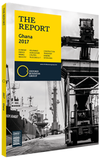Cover of The Report: Ghana 2017