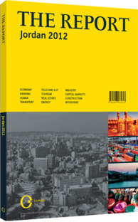 Cover of The Report: Jordan 2012