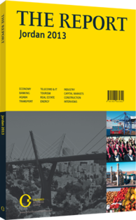 Cover of The Report: Jordan 2013