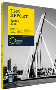 Cover of The Report: Jordan 2016