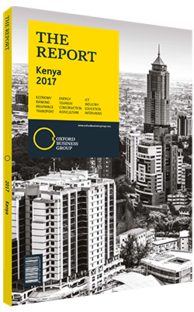 Cover of The Report: Kenya 2017