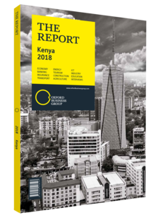 Cover of The Report: Kenya 2018