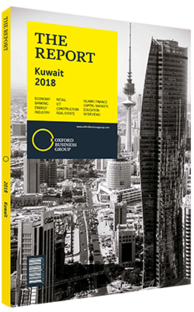 Cover of The Report: Kuwait 2018