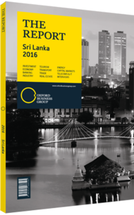 Cover of The Report: Sri Lanka 2016