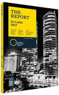 Cover of The Report: Sri Lanka 2017