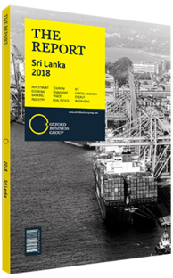 Cover of The Report: Sri Lanka 2018