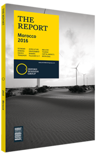 Cover of The Report: Morocco 2016