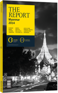 Cover of The Report: Myanmar 2014