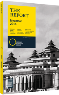 Cover of The Report: Myanmar 2016