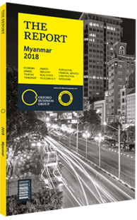 Cover of The Report: Myanmar 2018