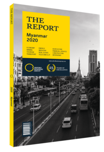 Cover of The Report: Myanmar 2020