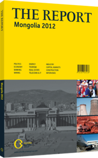 Cover of the The Report: Mongolia 2012