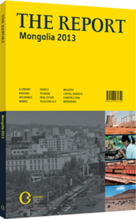 Cover of The Report: Mongolia 2013
