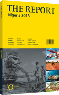 Cover of The Report: Nigeria 2013