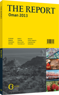 Cover of The Report: Oman 2013