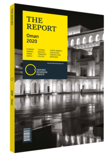 Cover of The Report: Oman 2020
