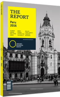 Cover of The Report: Peru 2016