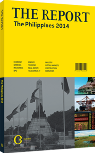 Cover of The Report: The Philippines 2014