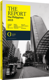 Cover of The Report: Philippines 2015