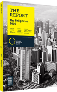Cover of The Report: The Philippines 2016