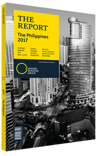 Cover of The Report: Philippines 2017