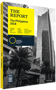 Cover of The Report: Philippines 2018
