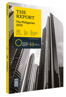 Cover of The Report: Philippines 2019