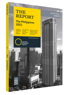 Cover of The Report: Philippines 2021