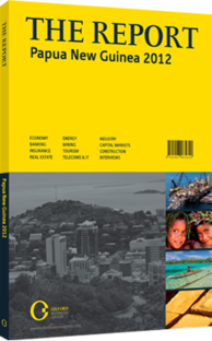 Cover of The Report: Papua New Guinea 2012