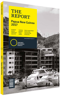 Cover of The Report: Papua New Guinea 2017