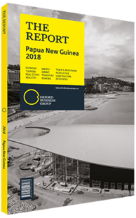 Cover of The Report: Papua New Guinea 2018