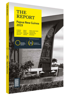 Cover of The Report: Papua New Guinea 2019