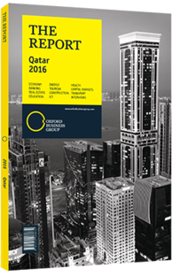 Cover of The Report: Qatar 2016