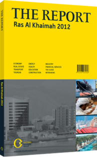 Cover of The Report: Ras Al Khaimah 2012