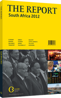 Cover of The Report: South Africa 2012