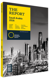 Cover of The Report: Saudi Arabia 2016
