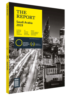 Cover of The Report: Saudi Arabia 2019