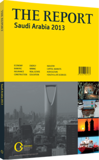 Cover of The Report: Saudi Arabia 2013