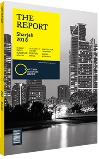 Cover of The Report: Sharjah 2018